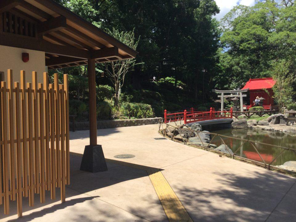 「文京区立須藤公園」(東京都文京区)
